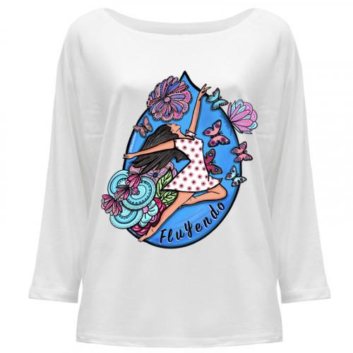 Camiseta Malasia Fluyendo