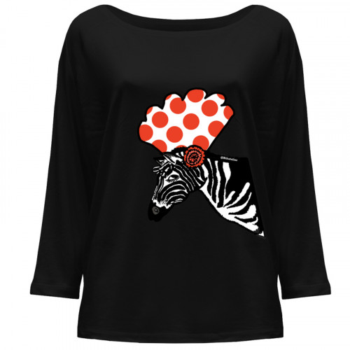 Camiseta Malasia Zebra