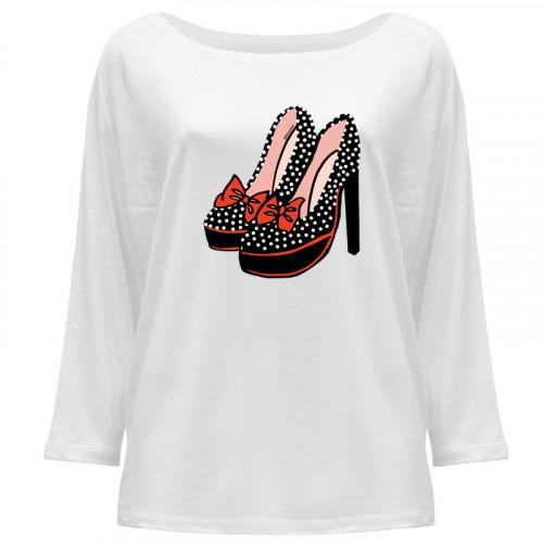 Camiseta Malasia Zapatos Fiesta