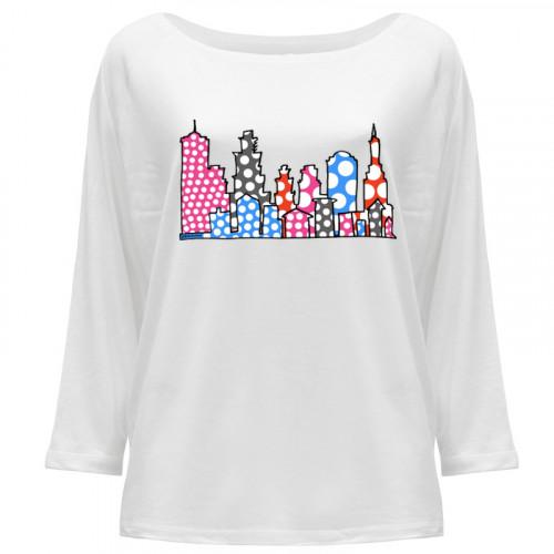 Camiseta Malasia Skyline