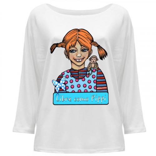 Camiseta Malasia Pippi